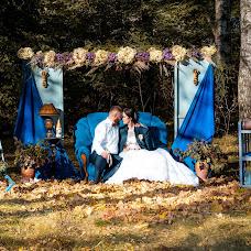 Wedding photographer Yuliya Dudina (dydinahappy). Photo of 08.11.2017
