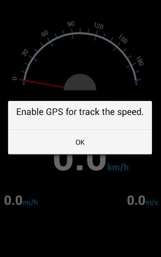 GPS Speedometer -Speed Tracker 1.3 screenshots 2