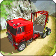 OffRoad Cargo Truck Simulator Uphill Driving Games