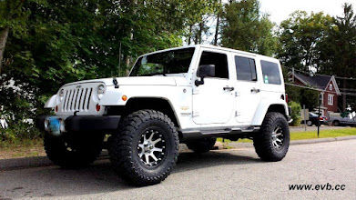 "Photo: 2.5"" XT AEV Lift Kit on 35x12.50x17 Toyo Open Country M/T"