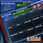 DrumHead Pro Jam Drum Pad Machine FREE Icon