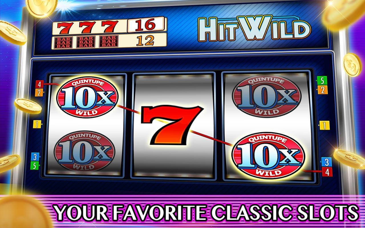 top casino in slots