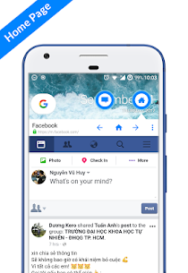 Lite for Facebook and Messenger