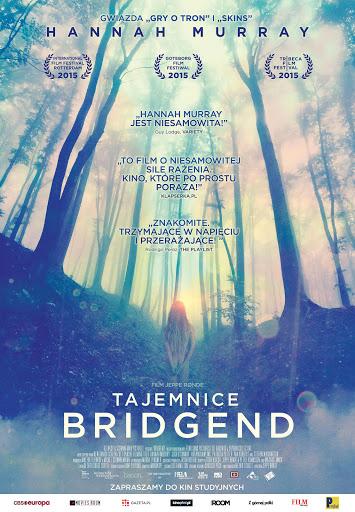 Polski plakat filmu 'Tajemnice Bridgend'