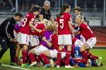 Denemarken en Spanje openen WK-kwalificaties met klinkende zeges, puntenverlies voor Portugal