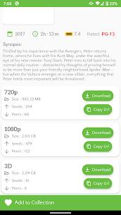 Movie Browser 2020 – YTS Torrent Downloader 3