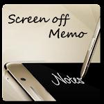 Screen off Memo for Note 4 & 3 v3.0