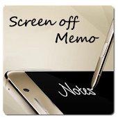 Screen off Memo for Note 4 & 3