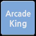 아케이드 킹 - 아케이드게임 , 고전게임 , 오락실게임 icon