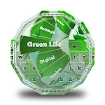 Green Life GO Keyboard