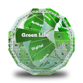 Green Life GO Keyboard