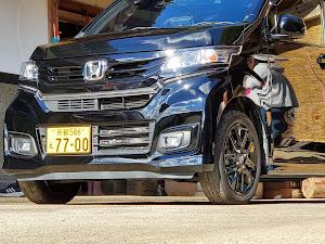 N-WGN カスタム JH2 ターボSSブラックスタイルパッケージ44wW44wWDのカスタム事例画像 KEISUKE7700さんの2020年10月24日11:36の投稿