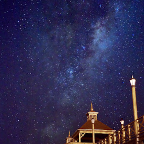 Space Dock, Chile. by Charles Brooks - Landscapes Starscapes