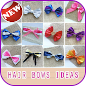 DIY hair bows ideas
