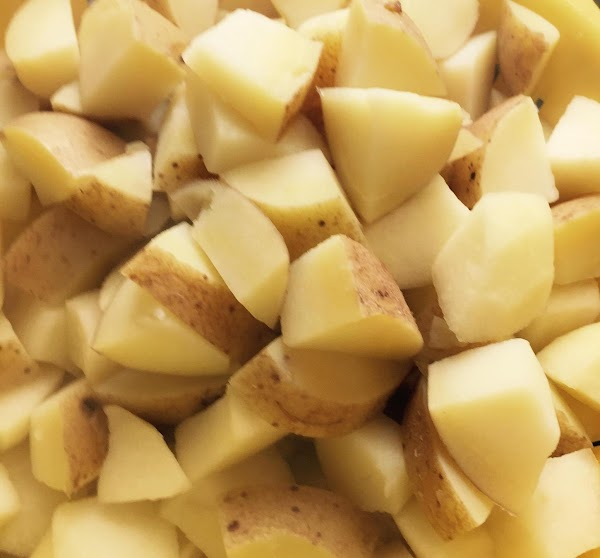Irish potatoes with bacon apples onions recipe just a for 4 tablespoons of butter