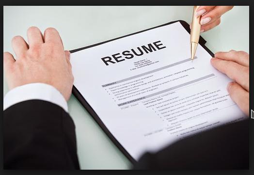 trick membuat cv, cara membuat resume profesional