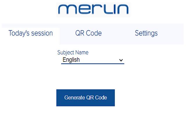 Merlin Attendance App