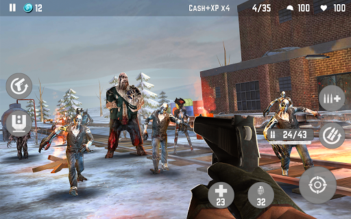 ZOMBIE: Best Free Shooter Game (Mod Money)
