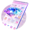 Colour diamond theme icon