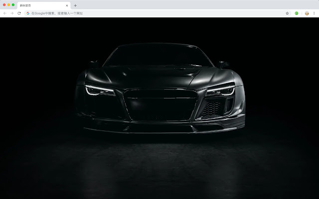 Audi car HD wallpaper new label theme