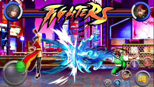 The King Fighters of Kung Fu MOD (Unlimited Coins) 2