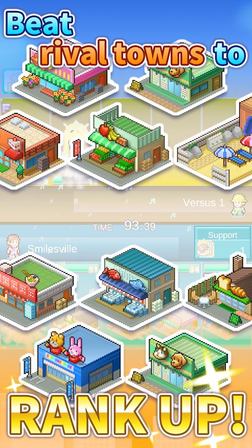 Screenshot 2 Dream Town Story 1.6.6 APK MOD