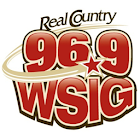 Real Country 96.9 WSIG Mobile icon