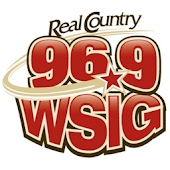 Real Country 96.9 WSIG Mobile