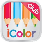 Color by number coloring pixel art coloring iColor