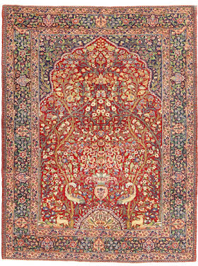 Tabriz Antique