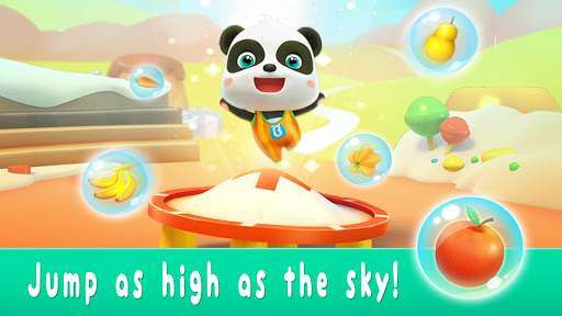 Panda Sports Games - For Kids screenshot 5