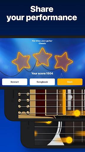 Guitar Play - Games & Songs 1.6.0 Mod screenshots 4