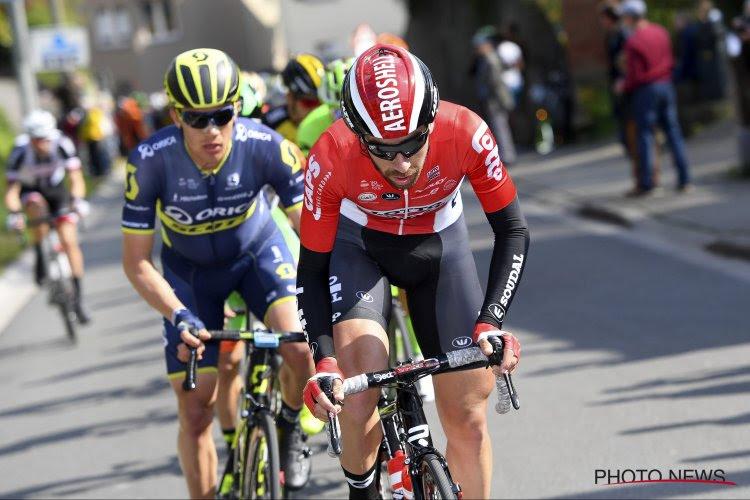 De Gendt pakt ritwinst en verovert geel in Dauphiné, maar grappende Lotto-renner 'baalt' toch