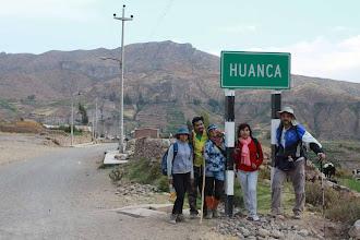 Photo: Algunos de los participantes Huanca / 18 y 19 de Noviembre (2012) Caylloma