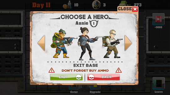 Last Breath: Zombie Apocalypse MOD APK [Unlimited Money] 1.38 5