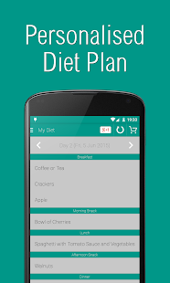 Diet Assistant - Weight Loss ★ Capture d'écran