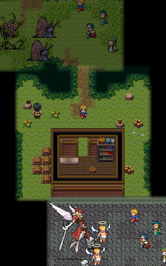 よろずやRPG- screenshot