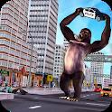 Gorilla Rampage 2020: New Rampage Simulator Games icon