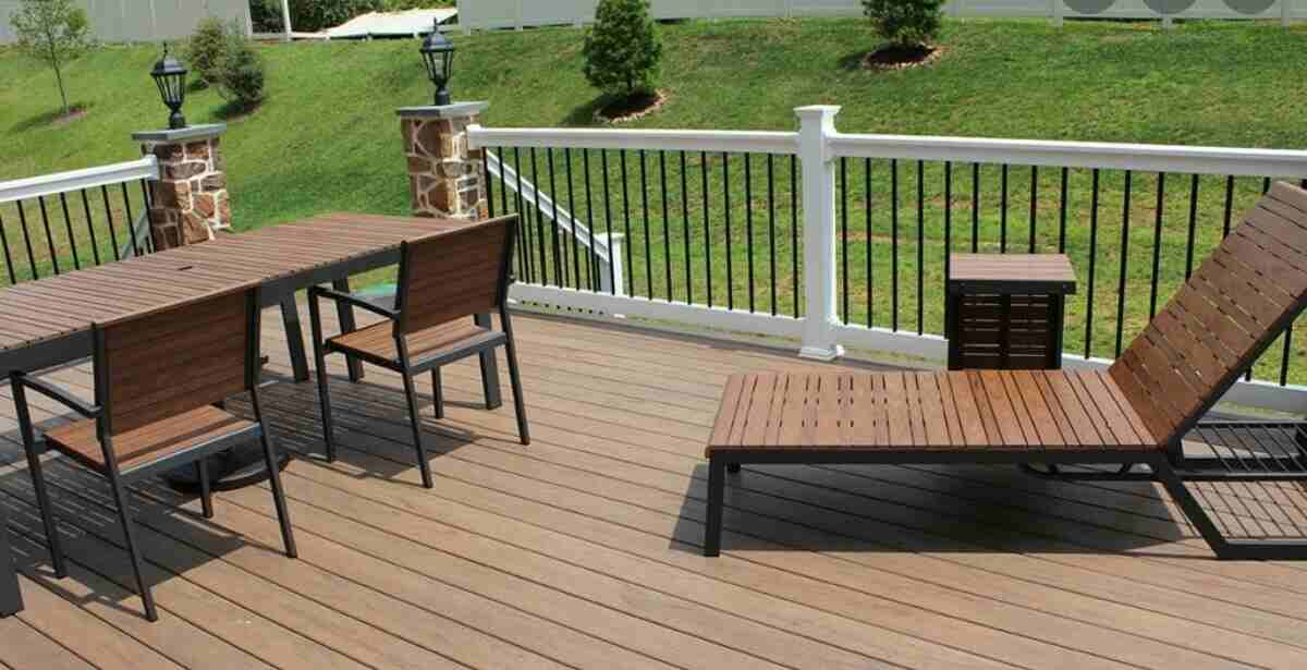 composite decking will not crack