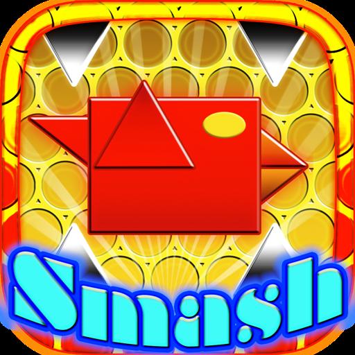 Geometry Smash Birds 街機 App LOGO-APP開箱王