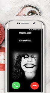 Call From Killer Clown - náhled