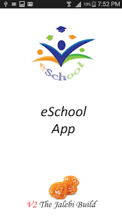 eSchool School Management Demo - náhled