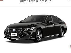 クラウン GWS204 350R S advance hybridのカスタム事例画像 KANREKI+1さんの2020年03月05日14:20の投稿