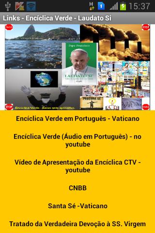Encíclica Verde - Laudato Si