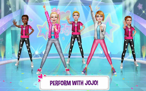 JoJo Siwa - Live to Dance  Wallpaper 1
