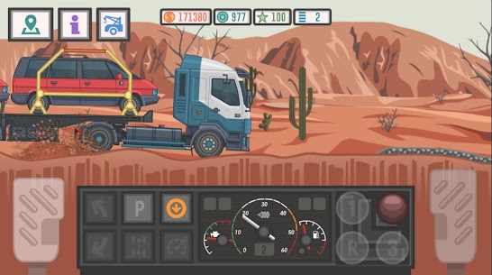 Best Trucker 2 Original 2.01 (Mod Money) Apk Download 5
