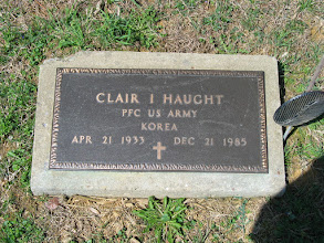Photo: Haught, Clair I.