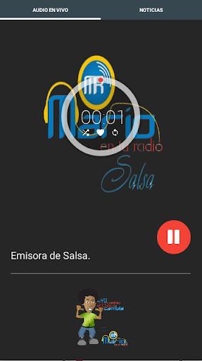 Mario en tu radio Salsa