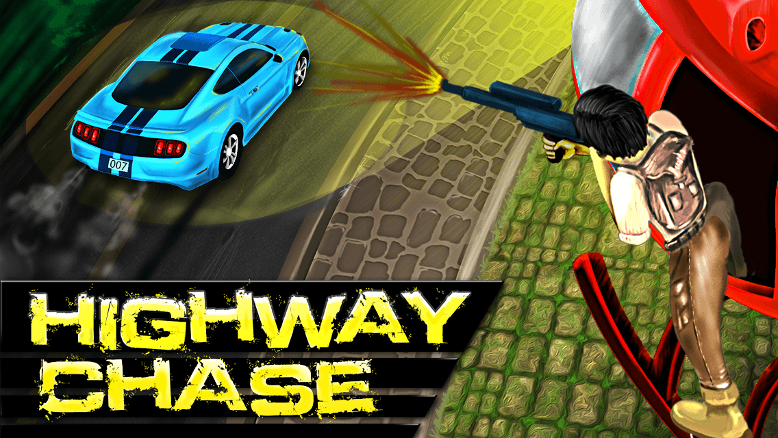 Highway Chase- screenshot