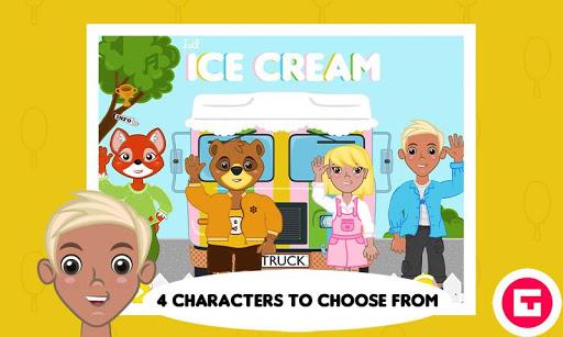 Lil Ice Cream Truck HD